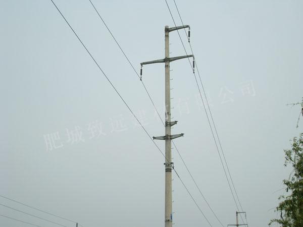 35千伏单回直线单杆(Ф230-18米)